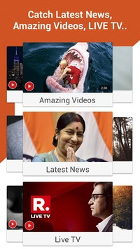 Dailyhunt (Newshunt) - Latest News, Viral Videos APK screenshot 1
