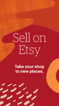 Sell on Etsy APK screenshot 1