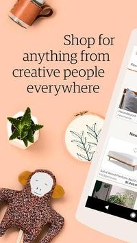 Etsy: Handmade & Vintage Goods APK screenshot 1