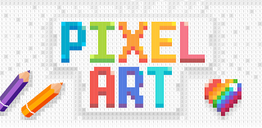 Pixel Art: Color by Number Game pc screenshot