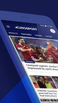 Eurosport APK screenshot 1
