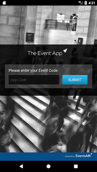 The Event App by EventsAIR APK screenshot 1