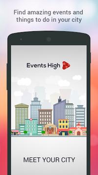 Events High - Meet Your City! APK screenshot 1