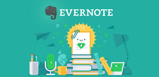 Evernote pc screenshot