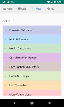All-in-one Calculator Free APK screenshot 1