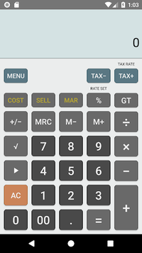 Calculator App Free - Similar to Casio Calculator APK screenshot 1