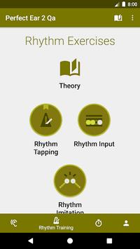 Perfect Ear - Ear Trainer APK screenshot 1