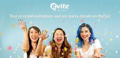 Evite Invitations & Guest RSVP pc screenshot