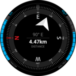 GPS Compass Navigator icon