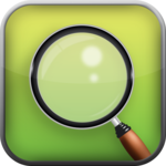 Pocket Magnifier with LED APK icon