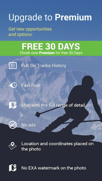 Ski Tracker APK screenshot 1