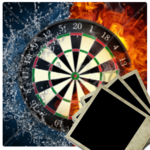 Darts + Photo APK icon