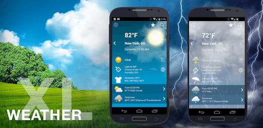 Weather XL PRO pc screenshot
