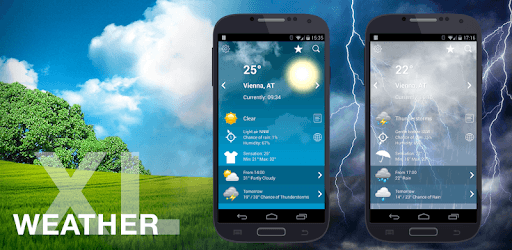 Weather Austria XL PRO pc screenshot