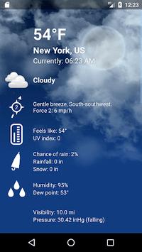 Weather XL PRO APK screenshot 1
