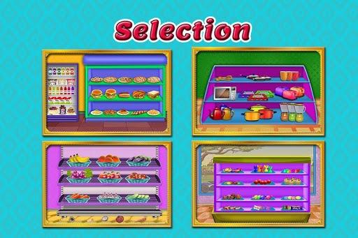 Supermarket Shopping Girl APK screenshot 1