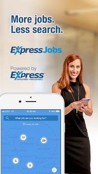 ExpressJobs Job Search & Apply APK screenshot 1