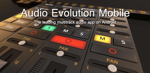 Audio Evolution Mobile Studio TRIAL pc screenshot