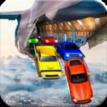 Skydiving Stunt Car Racing icon