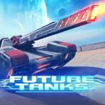 Future Tanks: Free Multiplayer Tank Shooting Games icon