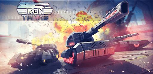 Iron Tanks: Free Multiplayer Tank Shooting Games pc screenshot