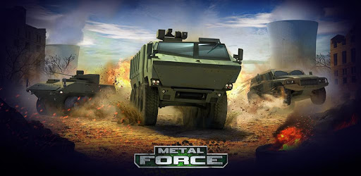 Metal Force: War Modern Tanks pc screenshot
