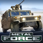 Metal Force: War Modern Tanks APK icon