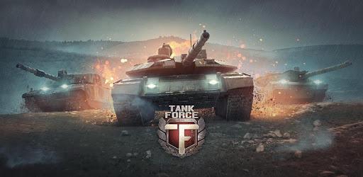 Tank Force: Real Tank War Online pc screenshot