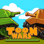 Toon Wars: Battle tanks online icon