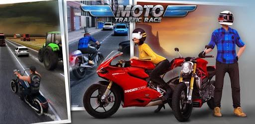 Moto Traffic Race pc screenshot