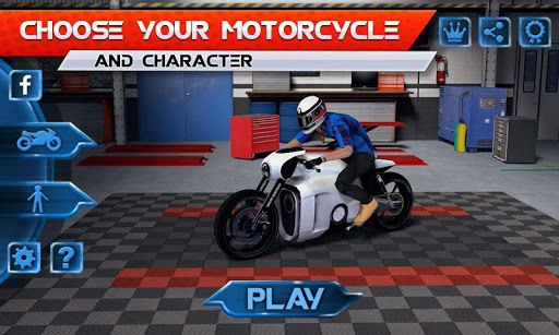 Moto Traffic Race APK screenshot 1
