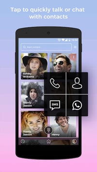 Caller ID, Calls, Phone Book & Contacts: Eyecon APK screenshot 1