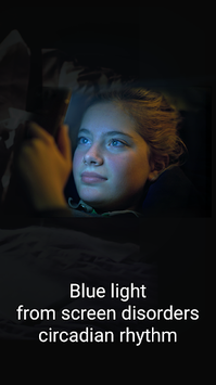 Blue Light Filter - Night Mode, Eye Care APK screenshot 1