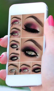Best eyeshadow makeup - 2017 APK screenshot 1