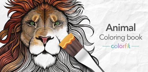 Animal Coloring Book pc screenshot