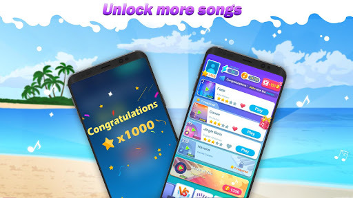 Dream Piano - Music Game APK screenshot 1