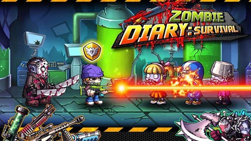 Zombie Diary APK screenshot 1