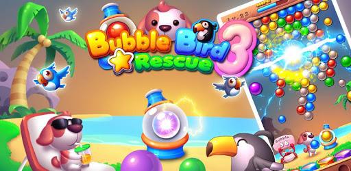 Bubble Bird Rescue 3 pc screenshot