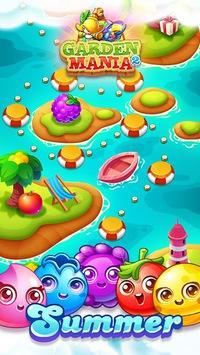 Garden Mania 2 - Happy New Year APK screenshot 1