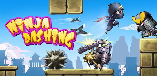 Ninja Dashing pc screenshot