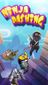 Ninja Dashing APK screenshot 1