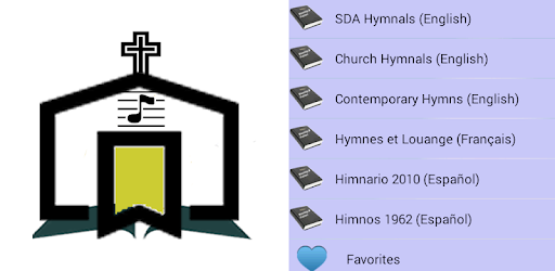 SDA Hymnal with Tunes pc screenshot