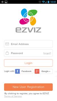 EZVIZ APK screenshot 1