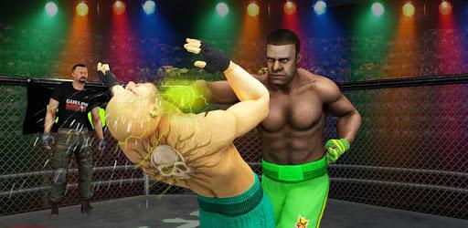World MMA Fighting Champions: Kick Boxing PRO 2018 pc screenshot