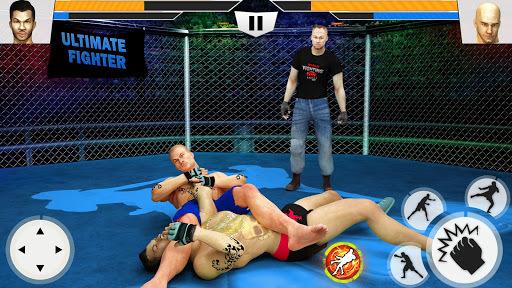 World MMA Fighting Champions: Kick Boxing PRO 2018 APK screenshot 1