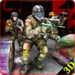 Paintball Arena Shooting: Shooter Survivor Battle icon