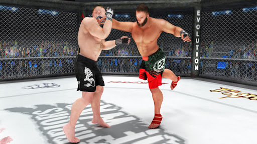 MMA Fighting Revolution: Mixed Martial Art Manager APK screenshot 1