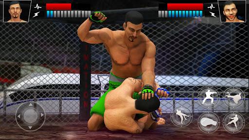 MMA Fighting Manager: Mixed Martial Art Superstars APK screenshot 1