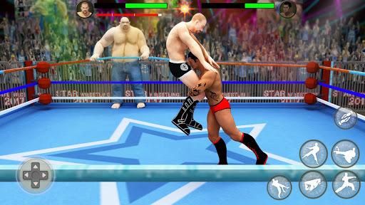 World Tag Team Wrestling Revolution Championship APK screenshot 1