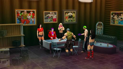 Pro Wrestling Battle 2019: Ultimate Fighting Mania APK screenshot 1